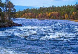 Финляндия на байдарках: золотые прииски, горные тундры и сплав в парке «Лемменйоки»