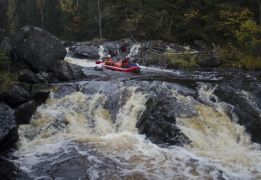 Сплав по реке Китенйоки