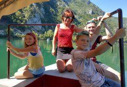 Тур в Сербии для детей и их родителей