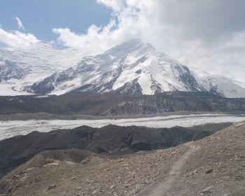 Восхождение на пик Ленина (7134 м)