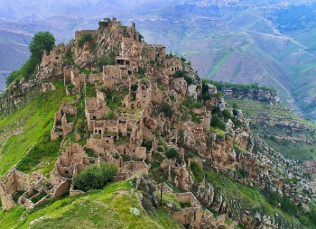 Жемчужины Дагестана. Все чудеса страны гор в одной поездке (разведка)