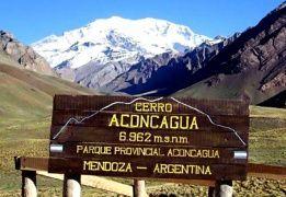 Аргентина. Восхождение на Аконкагуа