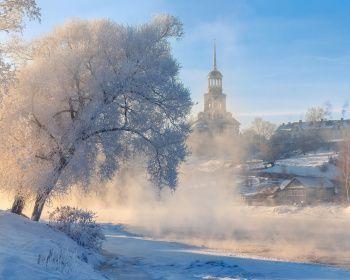Лыжный поход - Зимняя благодать в Торжке