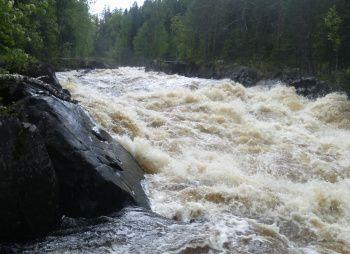 Разведка по связке рек Подломка - Кожа