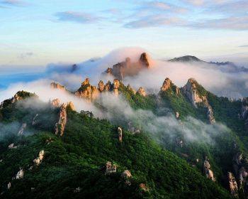 Южная Корея: национальные парки. Города. Традиции (разведка)