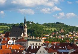 Чехия: Замки Южной Богемии