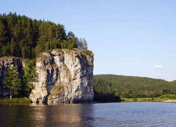 Сплав по реке Юрюзань - тропою Салавата