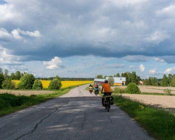 Очарованные Финляндией (велопоход)