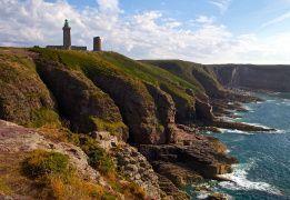 Бретань: Атлантический бриз и скалы (разведка)