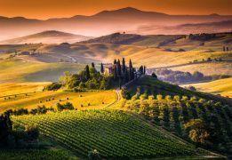 Тур в Тоскану. Путешествие в сердце Италии (разведка)