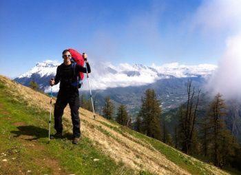 Альпы: Трекинг вокруг Монблана (Франция - Италия - Швейцария)