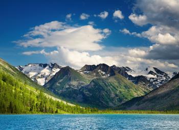 Большое Алтайское путешествие