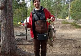 Сплав и рыбалка на Умбе (рыболовный маршрут)