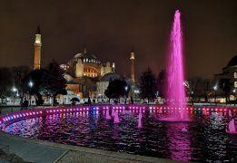 Новый год в Новом Риме (январские в Стамбуле)