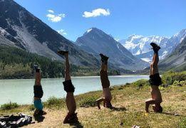 Оздоровительный йога-тур «Путешествие к сердцу Алтая. Исцеление тела и духа»