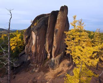 Красноярские столбы и таёжные тропы