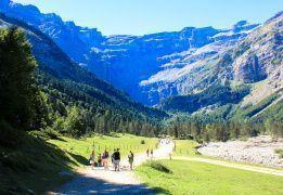 Лёгкий поход по Пиренеям: из Франции в Испанию