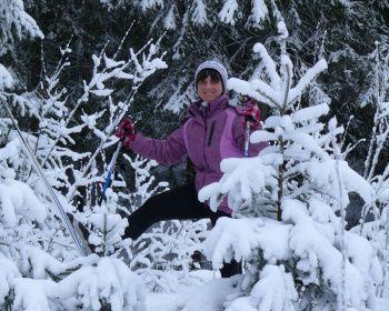 Лыжный поход для начинающих (С-Пб)