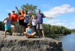 Вуокса: выходные на островах с баней и лодкой сопровождения [Ленобласть]