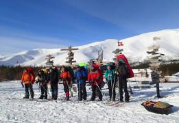 Лыжный поход в Хибины (спортивный, 1-я категория сложности)