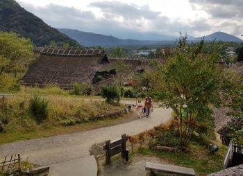 Осень у подножия Фудзиямы