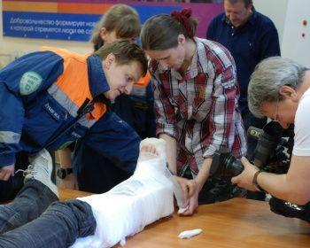 Курсы первой помощи в Москве: Базовый уровень (начальный)