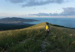 Поход новичков: предгорья Западного Кавказа+море