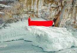 Байкальский лёд - комфорт-тур