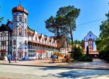 Тур в Калининград на 4 дня
