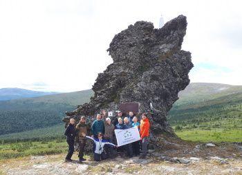 Пеший поход - К перевалу Дятлова