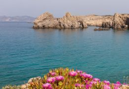 Греция на байдарках (каяках): по островам Милос, Кимолос и Полиайгос (разведка)