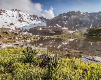 Красоты Небесных гор: хребет Заилийский Алатау северо-западного Тянь-Шаня (разведка)