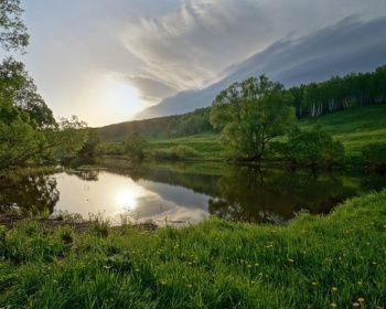 Сплав по реке Серёна на байдарках - Калужская область