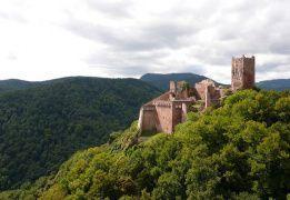Замки и вершины Эльзаса (без рюкзаков)