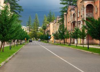 Контрасты Абхазии. Поход с детьми