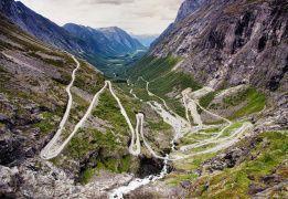 Лучшие трекинги Норвегии