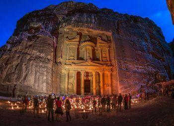 По замкам и пустыням Иордании