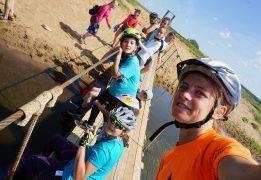 Белорусские просторы на велосипедах с детьми (с автосопровождением)