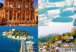 Дары Эгейской земли (активная программа с размещением в отелях)