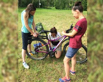 Вело-практикум (обслуживание, хранение, перевозка, ремонт велосипеда)