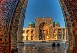Прогулочно-познавательный тур по Узбекистану