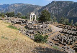 «Греческая Одиссея» автотур + путешествие на скоростных лодках (разведка)