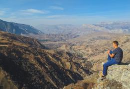 Дагестан. Страна гор