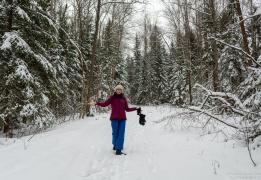 Лыжный поход к острову наслаждений