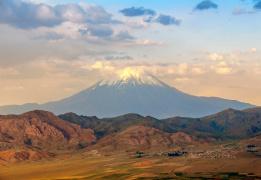 Арарат - восхождение на три вулкана (разведка)