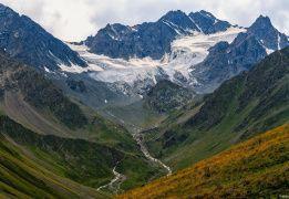Долина реки Кыртык и озеро Сылтранкель – жемчужина Приэльбрусья