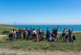 ВелоКрымский ПВД - Уикенд у моря в восточном Крыму