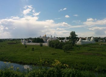 Пеший поход - из Суздаля во Владимир на 3 дня