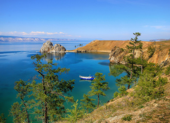 Большое Байкальское лето - тур с проживанием в домиках