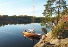 Яхтинг с палаткой - Выборгский залив